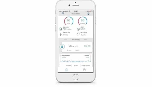 GOFAR mobile app screen