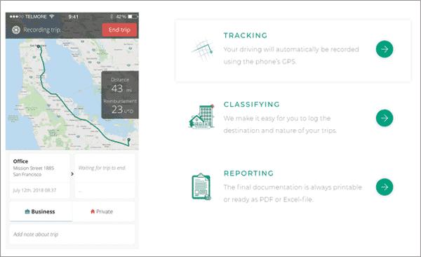 the best car logbook app in australia here s 5 of them gofar
