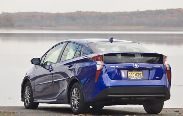 Best car #2: 2017 Toyota Prius Two Hatchback