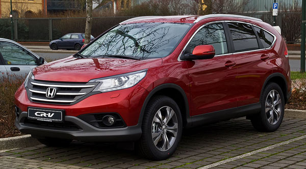 Best car #8: 2015+ Honda CR-V