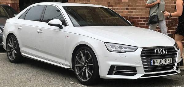 Best car#7: 2017 Audi A4
