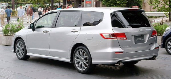 Best car#9: 2014+ Honda Odyssey