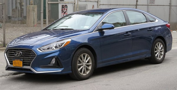 Best car #10: 2018 Hyundai Sonata