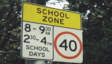 What are Slow Zones?